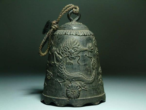 17: Japanese Bronze Bell