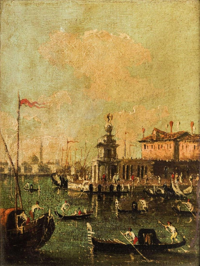 FRANCESCO GUARDI (maniera di)