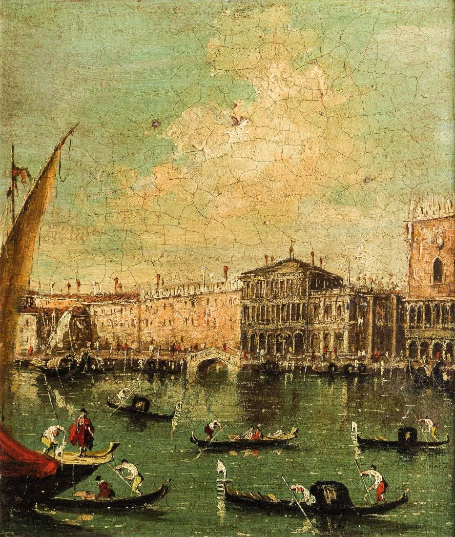 FRANCESCO GUARDI (maniera di) - 2
