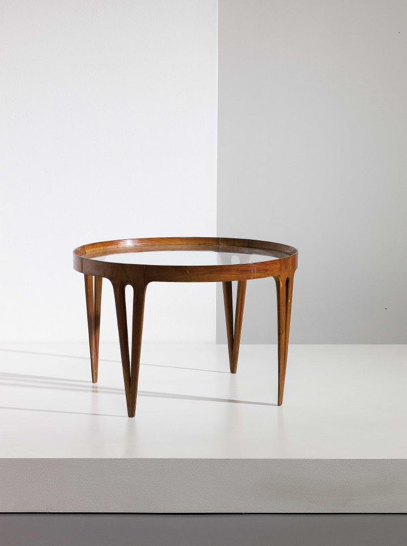 PAOLO BUFFA (attrib. a) - A LOW TABLE ATTRIBUTED TO P.