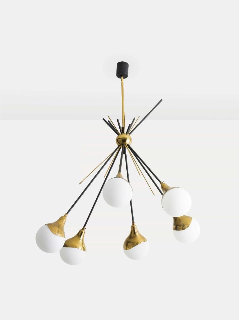 STILNOVO - A CEILING LAMP BY STILNOVO -