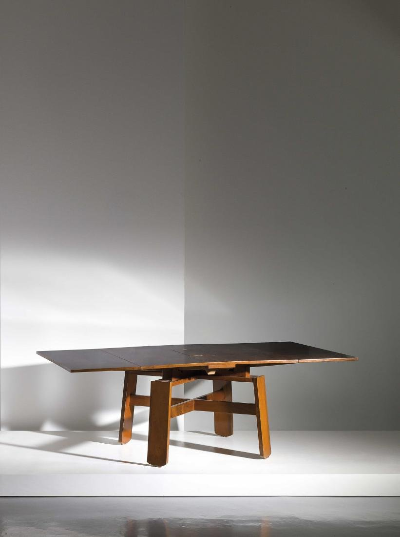 SILVIO COPPOLA - A DINING TABLE BY S. COPPOLA -