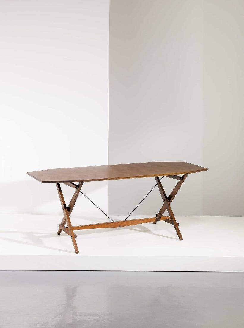 FRANCO ALBINI & FRANCA HELG - A TABLE BY F. ALBINI & F.