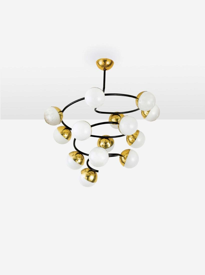 STILNOVO - A CEILING LAMP BY STILNOVO -