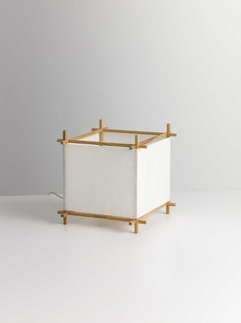 PAOLO TILCHE - A TABLE LAMP BY P. TILCHE -