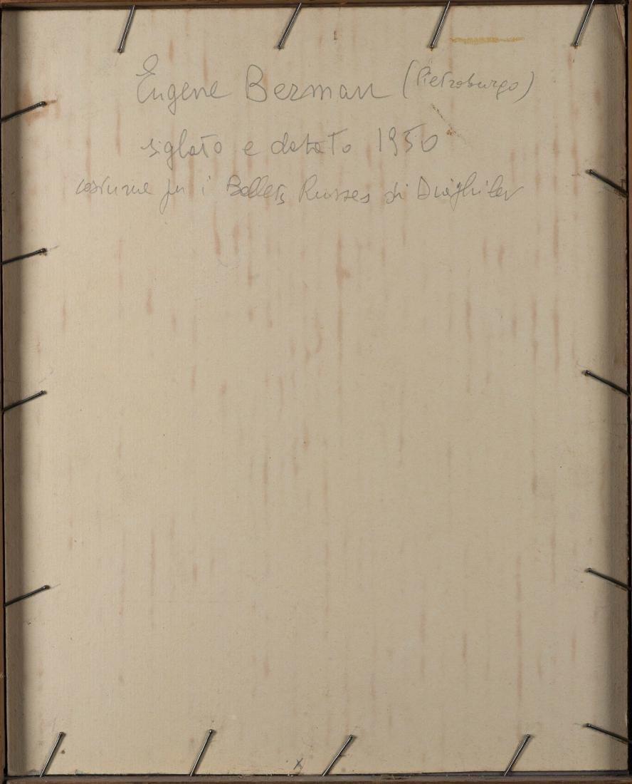 EUGENE BERGMAN - 2