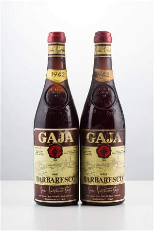 Barbaresco 1962, Gaja