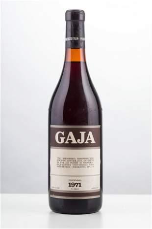 Barbaresco 1971, Gaja