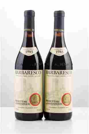 Barbaresco 1985, Produttori del Barbaresco