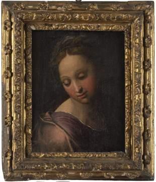 PITTORE DEL XVI-XVIII SECOLO