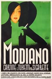 Modiano, Cartine e Tubetti per Sigarette