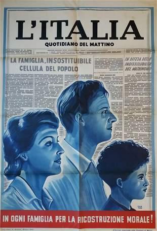Italia, Quotidiano del Mattino