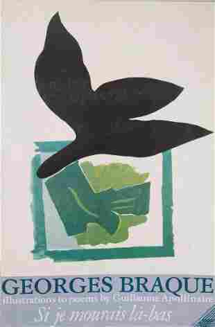 The Tate Gallery-Modern Masters / Georges Braque