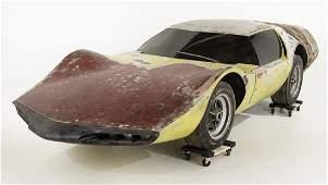 John Bucci, The Trieste, Fiberglass Concept Car