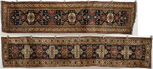 Two Persian Runners, 20th Century