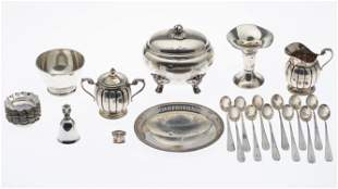 32 Sterling Silver Articles