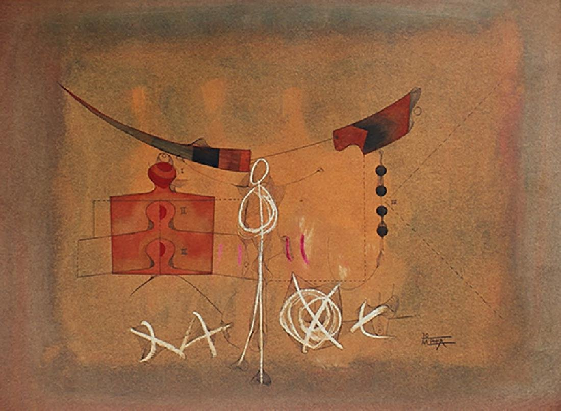 Manuel Bea Cervera (1934-1994) Spanish