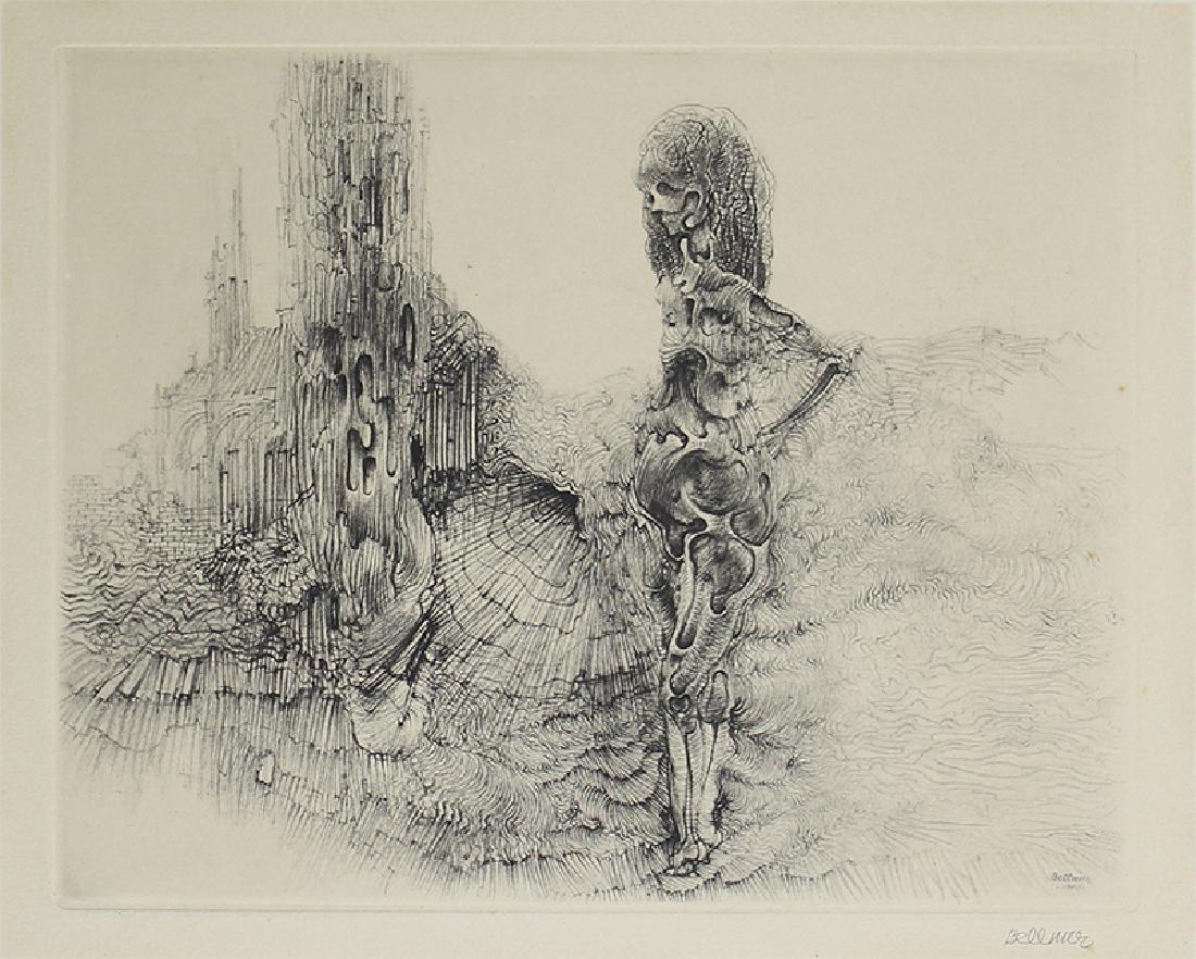 Hans Belmer (1902-1975) Polish