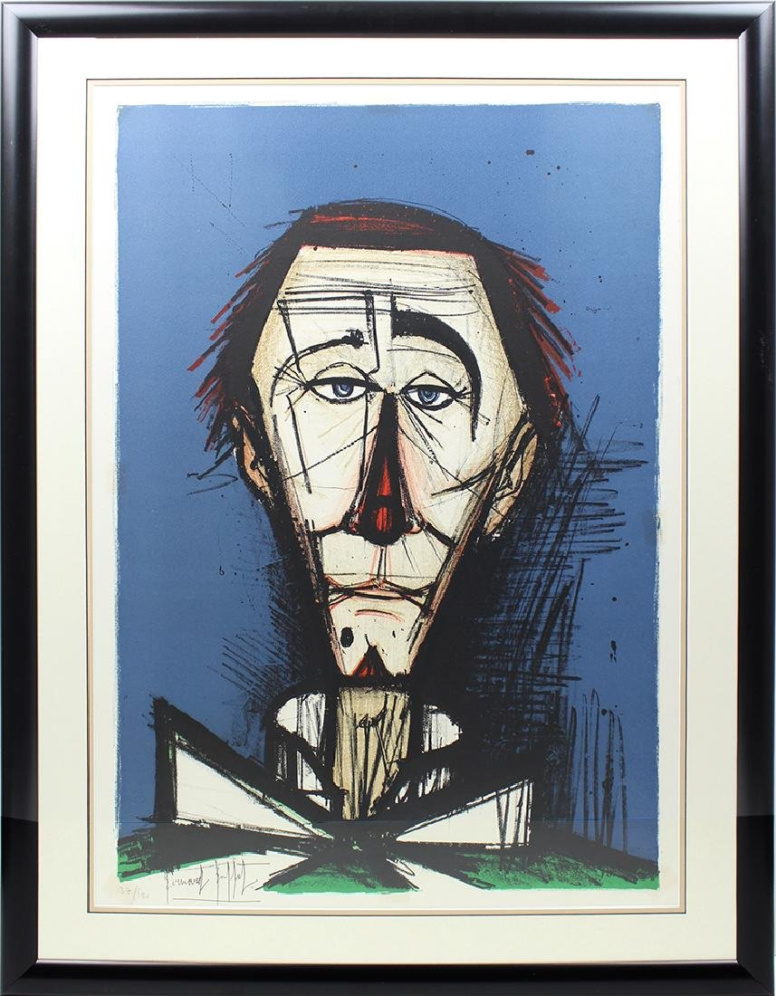 Bernard Buffet (1928-1999) French - 2