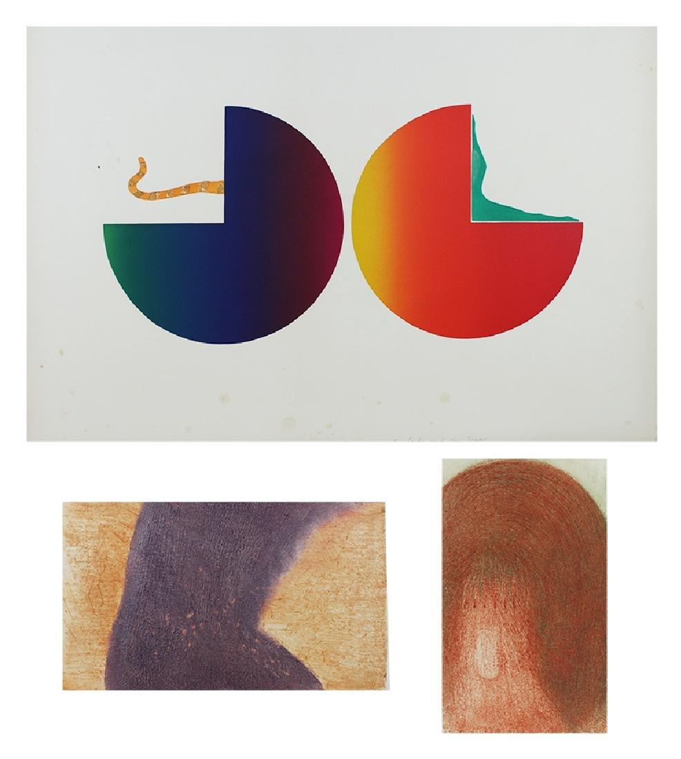Bernard Childs (1910-1985) New York (twelve) - 4