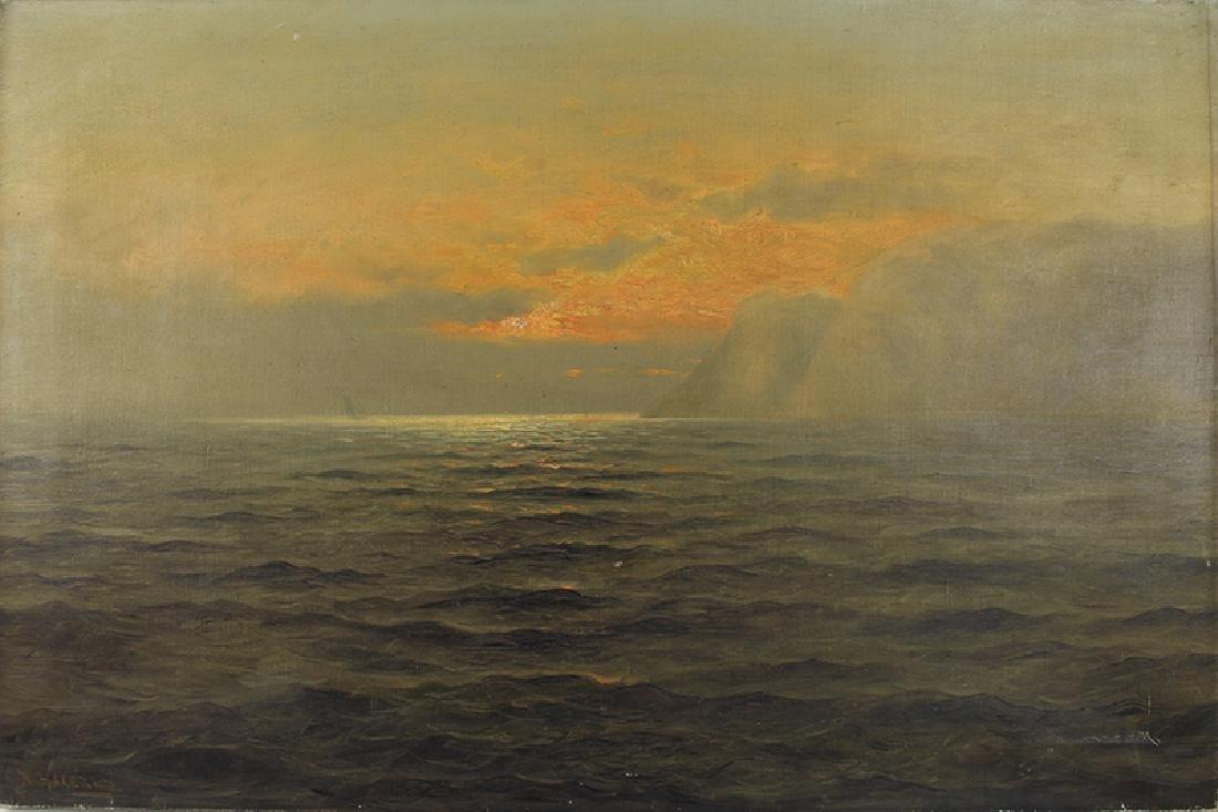 Nels Hagerup (1864-1922) Norway/ Californian