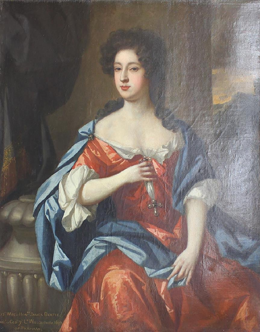 Attributed to Sir Peter Lely (1618-1680) Dutch/ English
