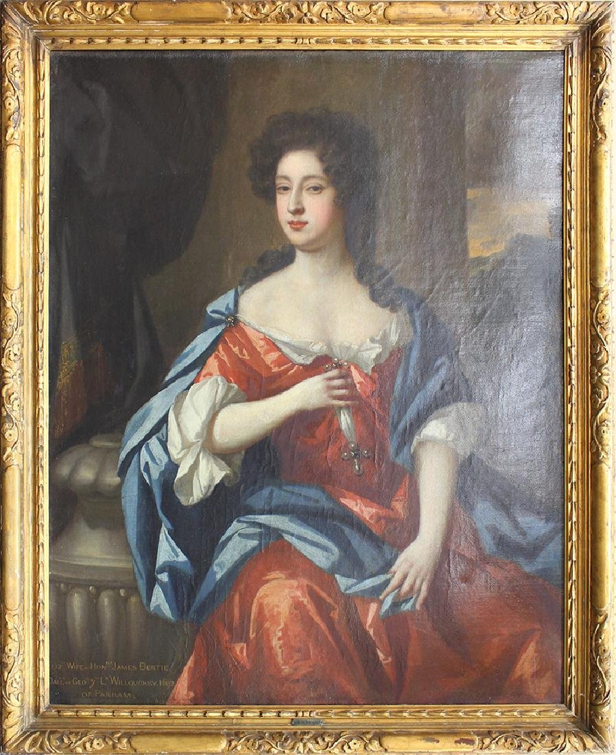 Attributed to Sir Peter Lely (1618-1680) Dutch/ English - 2