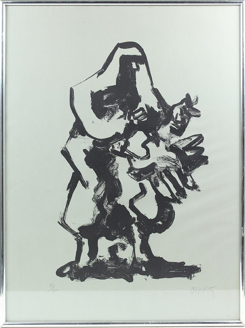 Jacques Lipschitz (1891-1973) New York (two) - 5