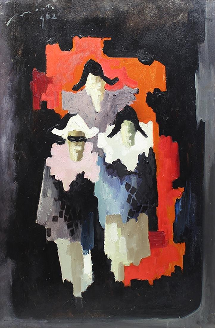 Cesarino Monti (1916-1979) Italian