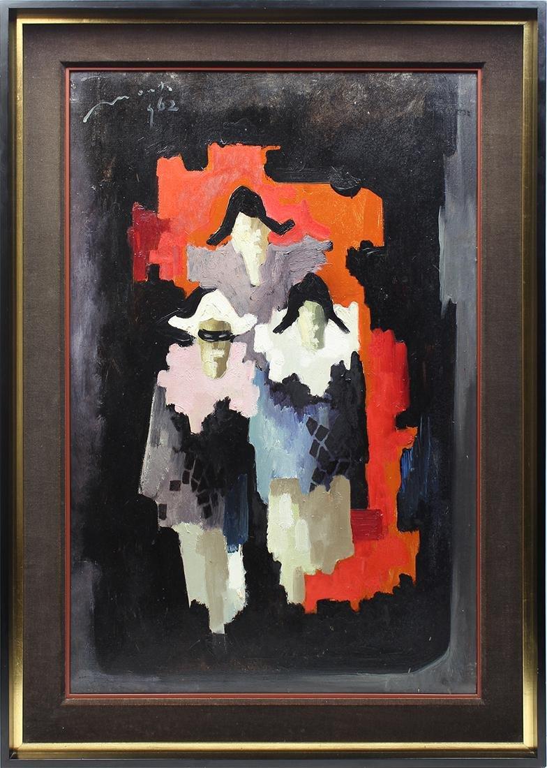 Cesarino Monti (1916-1979) Italian - 2