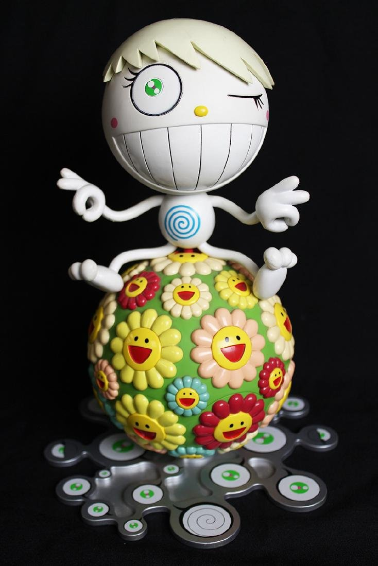 Takashi Murakami (b. 1962) Japanese