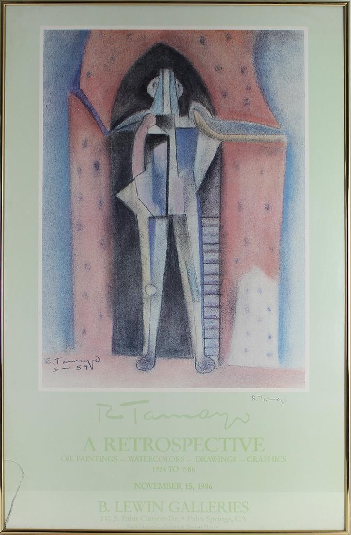 Leonardo Nierman (b. 1932) Mexico & Carlos Merida - 4