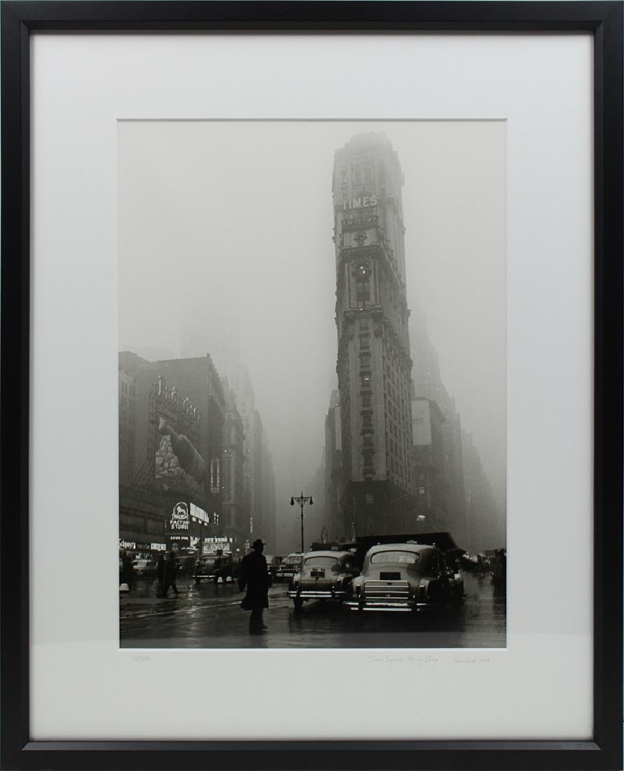Fred Stein (1909-1967) New York & New York Times - 4