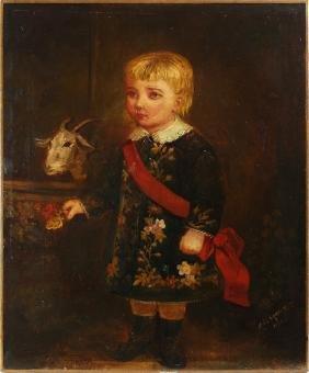 19th Century artist