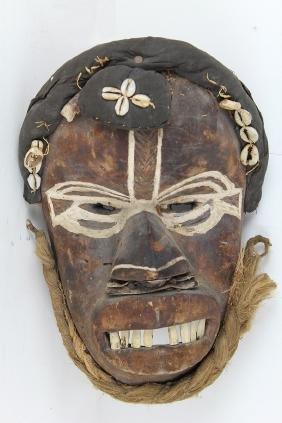 African Mask: Dan