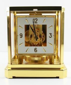 Atmos Perpetual Clock