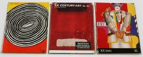 Art Books with lithographs (seven)