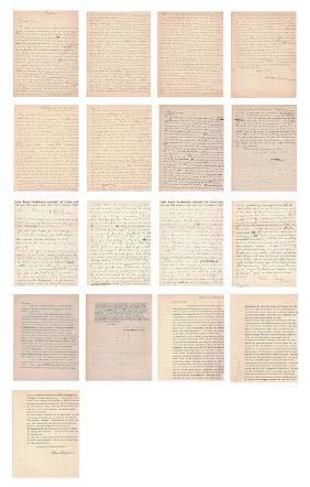 Hans Hofmann (1880-1966) Germany/ New York (six)
