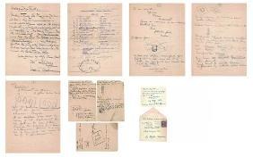 Hans Hofmann (1880-1966) Germany/ New York (seven)