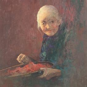 Mingzhe Huang (b. 1948) Chinese
