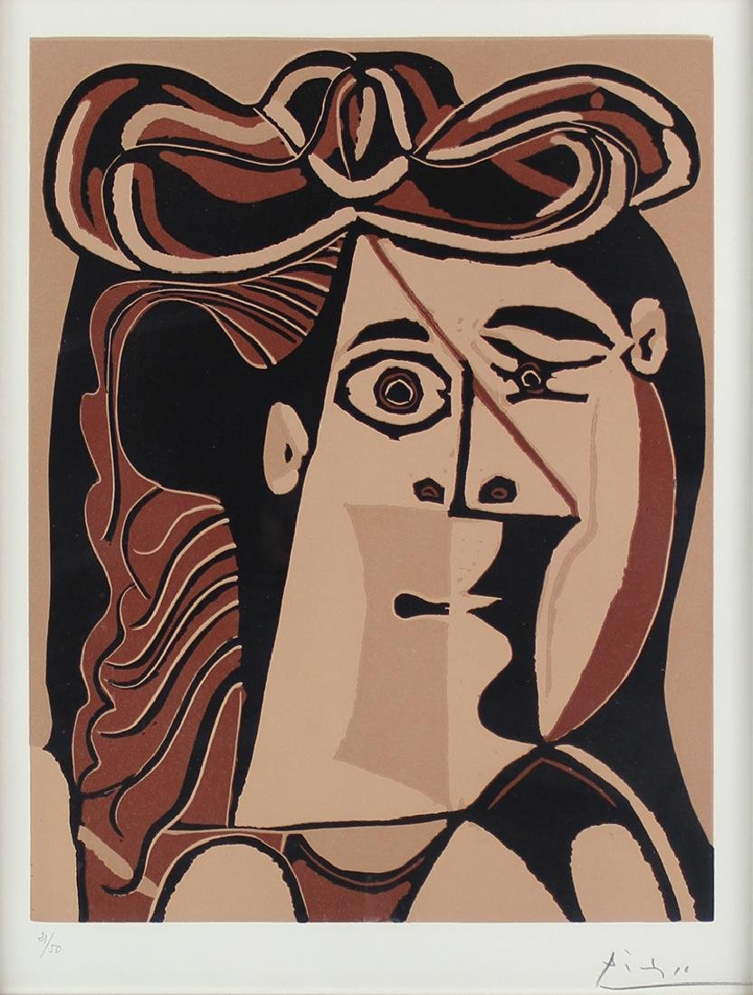 Pablo Picasso (1991-1973) Spanish