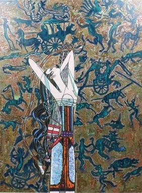 Ting Shao Kuang (b. 1939) Chinese