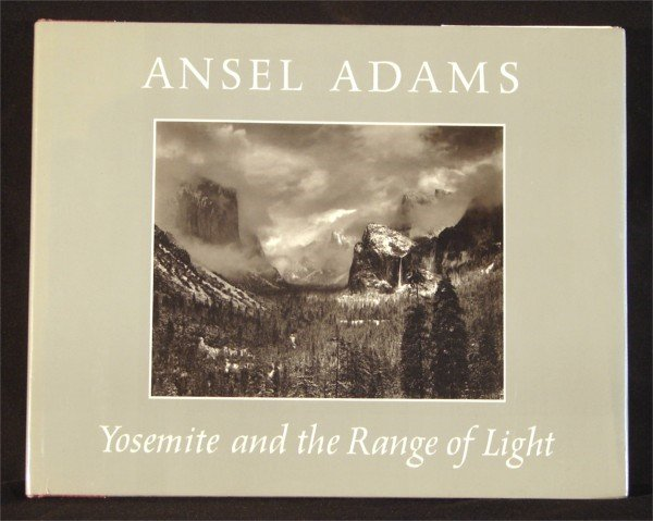 1: Art Book: Ansel Adams (signed)
