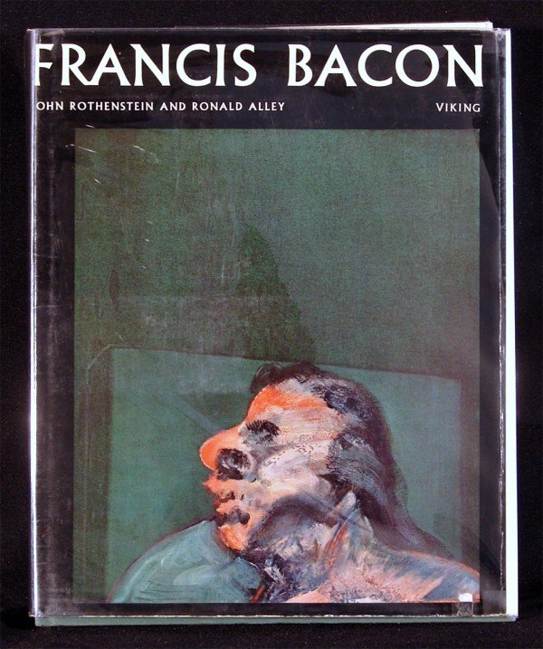 6: Art Book: Francis Bacon (1st edition)