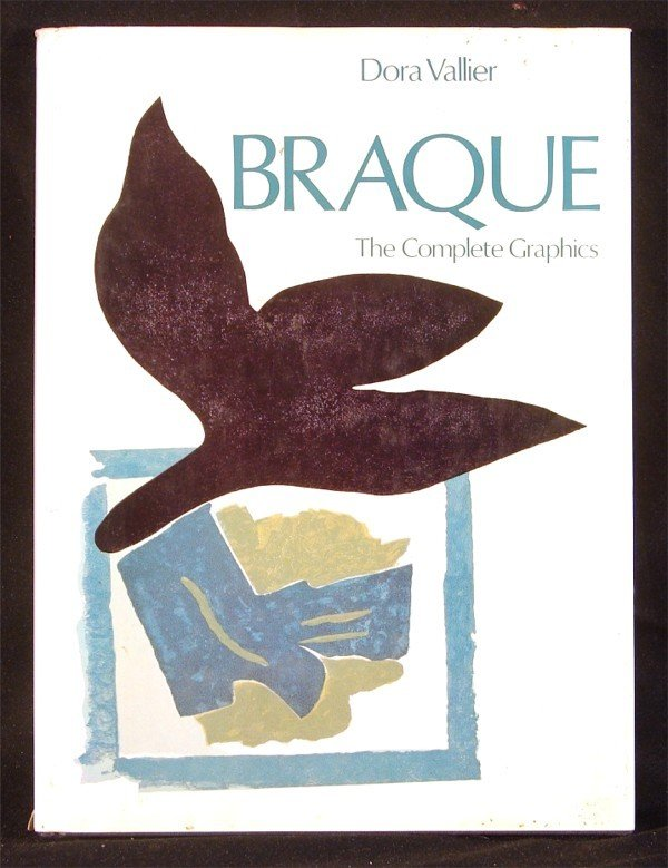 11: Art Book: Georges Braque