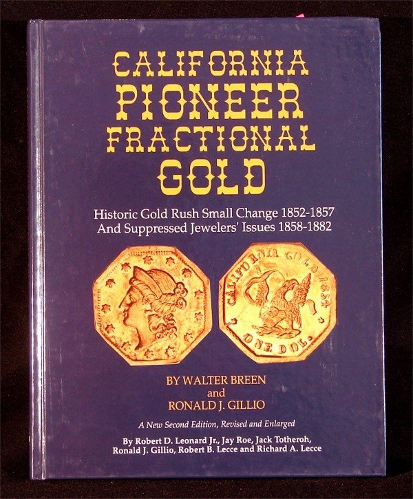 15: California Pioneer Fractional Gold