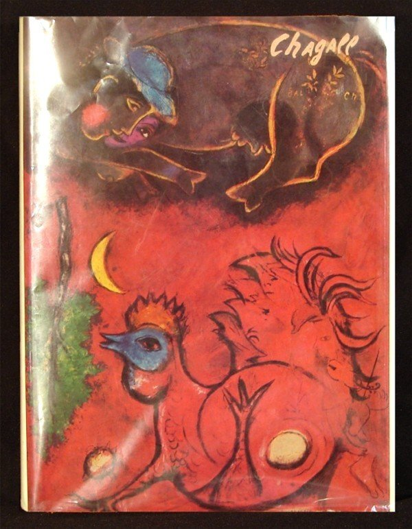 18: Art Book: Marc Chagall
