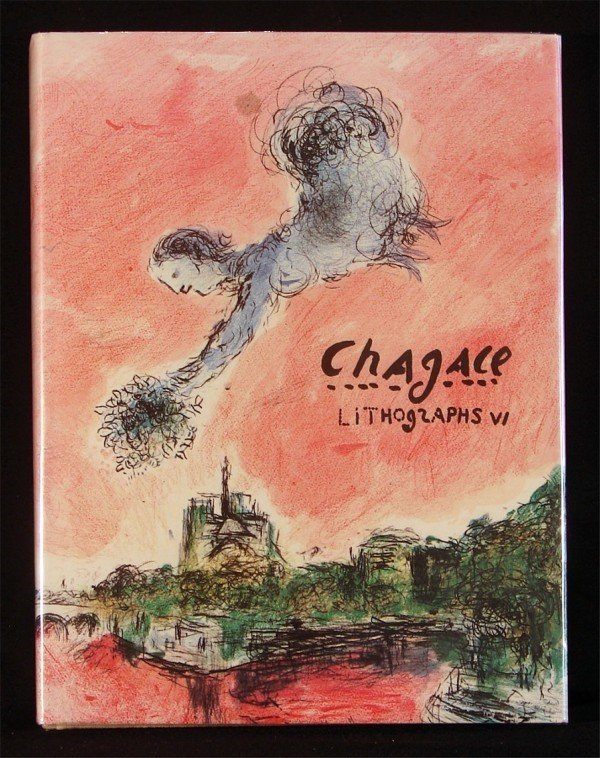 20: Art Book: Marc Chagall