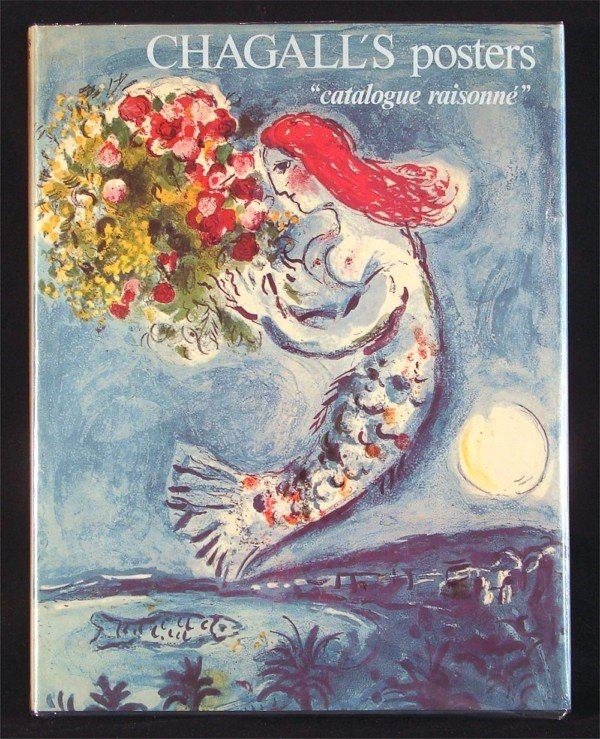 21: Art Book: Marc Chagall