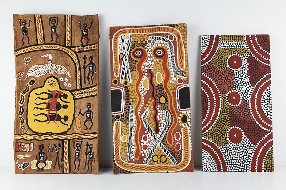Aboriginal Art (three)